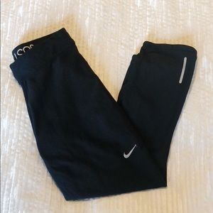 Nike Dri-Fit Yoga Pants Size XS (black)